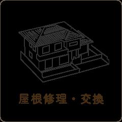 屋根修理・交換